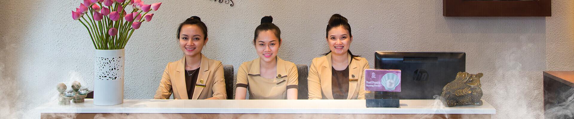 Đội ngũ tư vấn New Hair   Khơ Thị Group